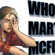 IDW Comics releases a graphic novel of Back to the Future, which will explain about Marty's life.
