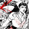 Marguerite Bennett and Marguerite Sauvage bring more Bombshells action this August