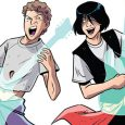 BOOM! Studios releases an old school movie in the 80s of Bill & Ted.