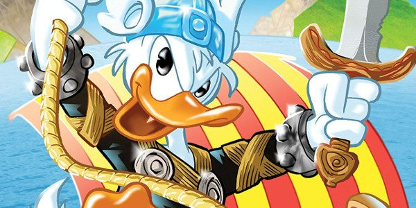 Disney's original Donald Duck is back on the show on this 21st comic issue from IDW comics. For every Donald Duck fan, this comic will never disappoint you guys. However, […]