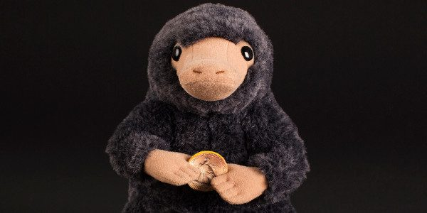 Quantum Mechanix Inc. (QMx) is pleased to announce the debut of the new Niffler plush based on the adorable kleptomaniac in the film Fantastic Beasts and Where to Find Them.  Our Niffler […]