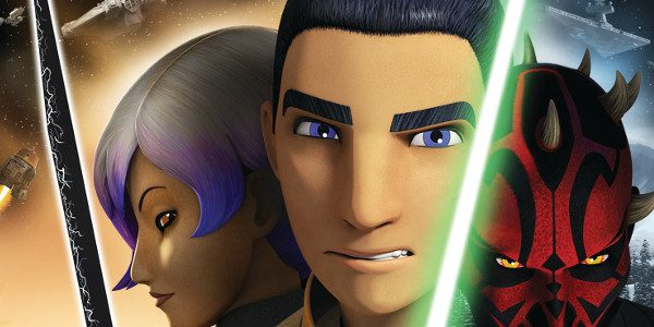 The Ghost crew is on a collision course with destiny as the action brings them closer to Rogue One and the original Star Wars trilogy in Star Wars Rebels: Complete […]