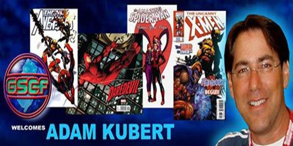 ADAM WILL BE SIGNING AT THE KUBERT SCHOOL BOOTH ON SATURDAY JULY 8TH AT 2PM!! Adam, known for his legendary work for publishers such as Marvel Comics, Dark Horse Comics, […]