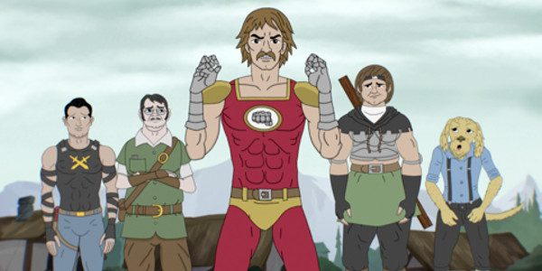 All-New Animated Series Premieres on Sunday, July 9th at 12:15 A.M. E/P Summer heats up on Adult Swim with the new animated series, Apollo Gauntlet, premiering Sunday, July 9th, at […]