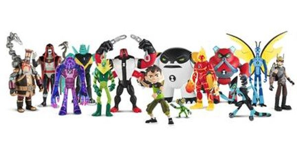 """Toy Line from Playmates Toys Based on Cartoon Network's New Ben 10 Animated Series Available Now as a Limited Exclusive at Toys""""R""""Us® It's hero time! Playmates Toys announced today that […]"""