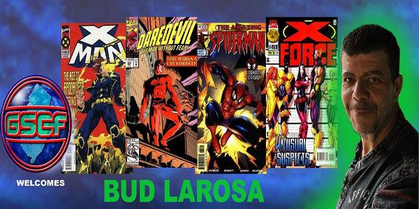 GSCF is super excited to welcome Bud LaRosa to Garden State Comic Fest in his first con appearance in over 10 YEARS!! Born in Brooklyn N.Y. and selling his First […]
