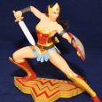 Jose Luis Garcia-Lopez's Wonder Woman gets immortalized in a statue