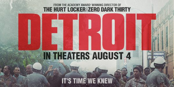 Annapurna Pictures has released a NEW TV Commercial for the upcoming film DETROIT during the NBA Finals. From the Academy Award winning director Kathryn Bigelow of THE HURT LOCKER and ZERO DARK […]