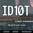 The publisher will take part in Chris Hardwick's inaugural music and comics festival