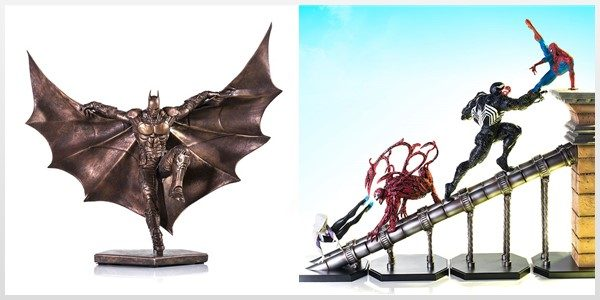Visit Bluefin during 2017 Comic-Con International at Booth #401 BLUEFIN DETAILS LIMITED EDITION SUPERHERO AND SUPERVILLAIN STATUES FOR IRON STUDIOS' BATTLE DIORAMA SERIES TO BE UNVEILED AT 2017 COMIC-CON INTERNATIONAL […]
