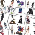 """Gotham City Garage Kicks It Into High Gear with New Batgirl and Supergirl Statues Speeding Into Stores DC Essentials 6.75"""" Action Figures Designed by Acclaimed Artist Jason Fabok Set to […]"""