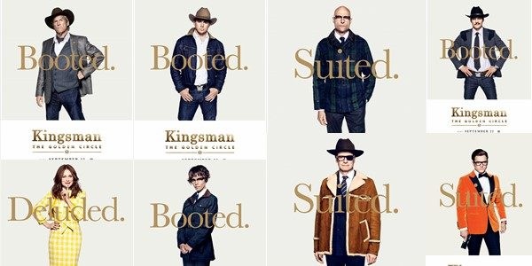 It's not cosplay-they just always look this good. Kingsman and Statesman are kicking off ComicCon 2017.  On behalf of 20th Century Fox, check out who will be attending San Diego Comic […]