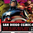 Marvel Entertainment invites you to experience the fun, action and surprises of San Diego Comic-Con 2017 LIVE from San Diego's bustling convention floor!