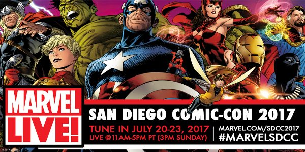 "Marvel Entertainment invites you to experience the fun, action and surprises of San Diego Comic-Con 2017 LIVE from San Diego's bustling convention floor!  "" order_by=""sortorder"" order_direction=""ASC"" returns=""included"" maximum_entity_count=""500″] This year, we invite […]"