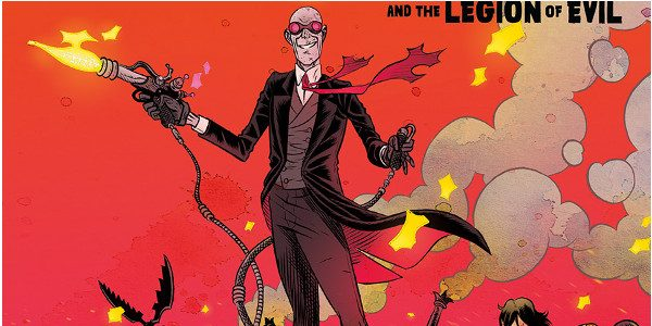 """Dark Horse Comics Announces Spinoffs from the Acclaimed, Creator Owned Series by Jeff Lemire and Dean Ormston, Beginning with """"Sherlock Frankenstein & The Legion of Evil"""" by Jeff Lemire and […]"""