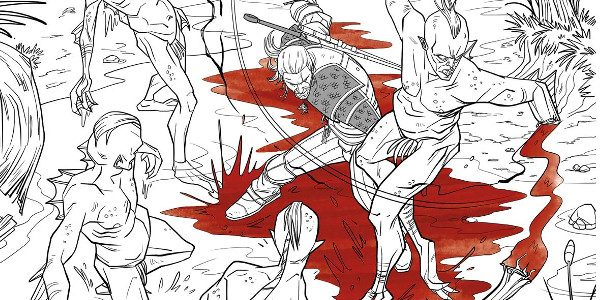 """Presenting the First Ever """"The Witcher Adult Coloring Book"""" Dark Horse is proud to announceThe Witcheras the latest addition to our growing line of adult coloring books! With 45 pieces […]"""