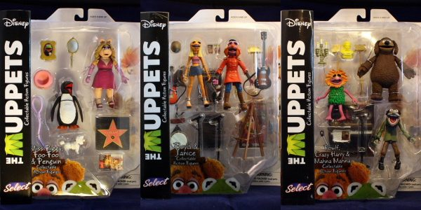 Diamond Select brings back the Muppets for the third time! Diamond Select has released series 3 in their Muppets Select line, and they just keep getting better. This time around […]