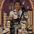 Ghostbuster Veterans Kelly Thompson and Corin Howell Team up for More Paranormal Adventures From IDW Publishing This October