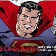 The Humble Comics Bundle: Jack Kirby & Will Eisner Centennial Celebration will run from July 12 – July 26 at 11 a.m. Pacific time