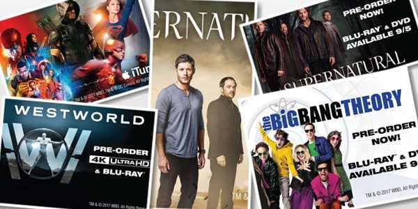 COMIC-CON® IS ALL ABOUT ACCESS WARNER BROS. TELEVISION GROUP GETS YOU IN THE DOOR…WITH A LITTLE HELP FROM OUR FRIENDS! DCTV Series Arrow, DC's Legends of Tomorrow, The Flash and […]