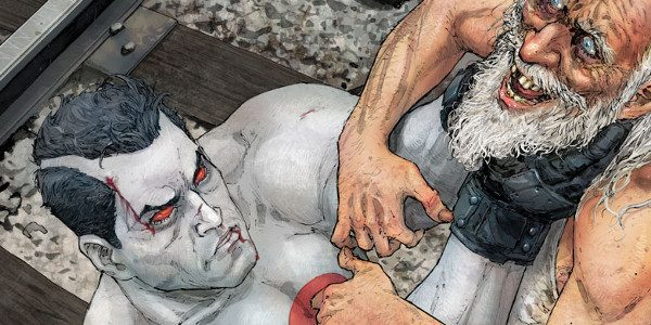 Valiant is proud to present your first look inside BLOODSHOT SALVATION #3 – the next punishing chapter of the BLOCKBUSTER ONGOING SERIES from New York Times best-selling writer Jeff Lemire […]