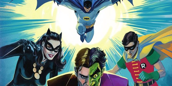 POP CULTURE ICONS ADAM WEST & WILLIAM SHATNER UNITE TO VOICE THE TITLE CHARACTERS FOR AN ALL-NEW, ACTION-PACKED, ANIMATED FILM, WARNER BROS. HOME ENTERTAINMENT'S BATMAN VS. TWO-FACE COMING OCTOBER 10, […]
