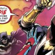 The JLA continue the search for Ray Palmer as part 2 of the Panic in the Microverse continues!