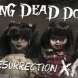 Mezco Toyz is proud to present a new limited edition banner sure to thrill any Living Dead Dolls fan looking to decorate their crypt.