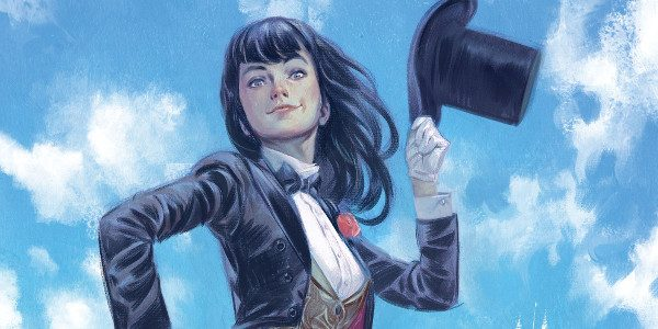 Zatanna Zatara is one of the most powerful magicians to walk the Earth, capable of altering the fabric of reality with one backwards word. But what was she like in […]