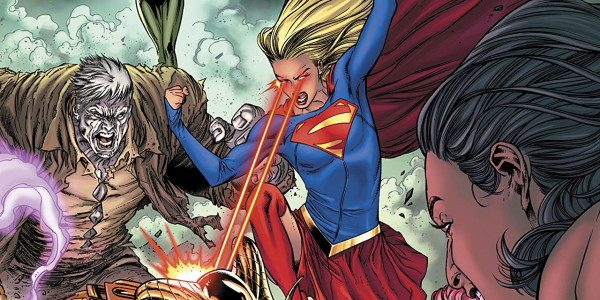 A supercharged Supergirl is struggling to hold everything together and it's just made worse with the appearance of Indigo! Unfortunately for Supergirl Indigo is just the start of her problems. […]