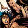 The wondrous Diana of Themyscira comes face to face with the Cimmerian barbarian Conan in a new miniseries beginning on September 20—WONDER WOMAN/CONAN.