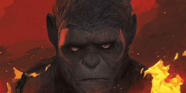 BOOM! Studios release a Sci-Fi nostalgic movie that currently turned into a comic book on its second issue of War for the Planet of the Apes. So it comes to […]
