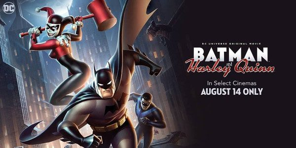 Fathom Events screens Batman and Harley Quinn, a day before the digital street date. There was a long line of people ready to see an advance screening of the latest […]