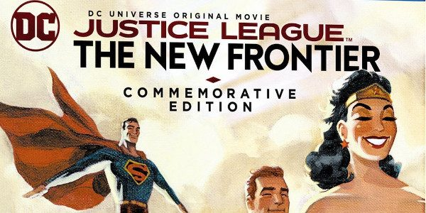 WITNESS THE FORMATION OF THE WORLD'S GREATEST SUPER HERO TEAM WHEN WARNER BROS.  HOME ENTERTAINMENT AND DC ENTERTAINMENT RELEASE JUSTICE LEAGUE: THE NEW FRONTIER COMMEMORATIVE EDITION OCTOBER 3, 2017 ON BLU-RAY™ COMBO PACK, BLU-RAY™ STEELBOOK […]