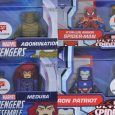 Marvel Animated Minimates Series 5 has arrived in Walgreens stores!