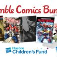 Over $741 worth of comics from IDW Publishing featuring Hasbro's greatest heroes offered in support of a child-focused charity