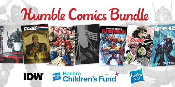 Over $741 worth of comics from IDW Publishing featuring Hasbro's greatest heroes offered in support of a child-focused charity Humble Bundle and IDW Publishing have launched their biggest comics bundle […]