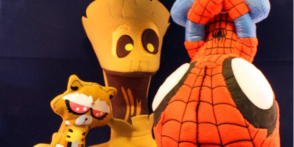 Skottie Young's artwork is even cuter when it's a plush! At the Marvel booth this year at Comic-Con, one of the things Marvel was selling were plush characters based on […]