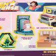 New McFarlane Construction Sets based off Steven Universe, a hit TV series created by Emmy-nominated writer, storyboard artist, and New York Times bestselling author Rebecca Sugar.