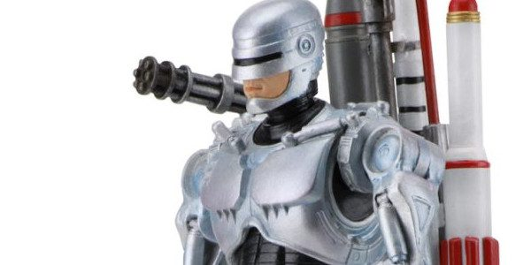 "NECA Robocop vs The Terminator 7/"" Scale Action Figure-Ultimate Future Robocop"