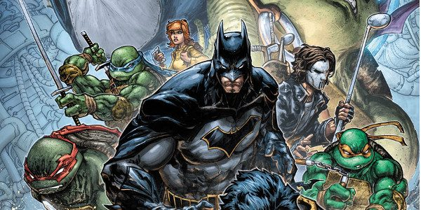 Six-Issue Miniseries Debuts with Two Issues in December Gotham's Dark Knight joins forces with New York's Heroes in A Half-Shell this December as DC Entertainment and IDW Publishing today announced […]