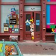 EH, WHAT'S UP DOC? ZOINKS!! YABBA-DABBA-DOO!!! JOIN BUGS BUNNY, SCOOBY-DOO, THE FLINTSTONES AND MORE AS THEY TAKE OVER NEW YORK CITY WITH AN IMMERSIVE EXPERIENTIAL POP-UP