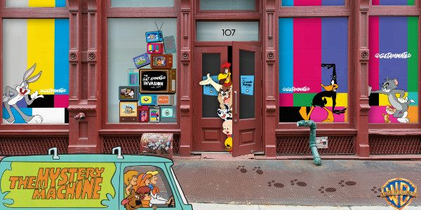EH, WHAT'S UP DOC? ZOINKS!! YABBA-DABBA-DOO!!! JOIN BUGS BUNNY, SCOOBY-DOO, THE FLINTSTONES AND MORE AS THEY TAKE OVER NEW YORK CITY WITH AN IMMERSIVE EXPERIENTIAL POP-UP Warner Bros. Consumer Products […]