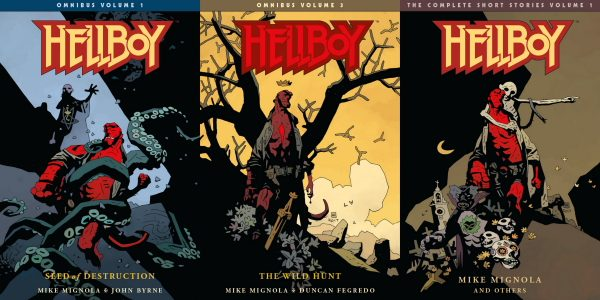 A Major Publishing Initiative Presenting Hellboy's Complete Story Collected in Chronological Order For the First Time, Featuring All New Covers By Mike Mignola and Dave Stewart In 1994, Mike Mignola […]