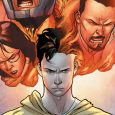 Valiant is proud to reveal your first look inside HARBINGER RENEGADE #0