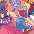 The series will debut in December following the launch of the new Rugrats comic book in October