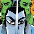 IDW comics presents a nostalgic animation from the early 2000s on Cartoon Network and now showing on Adult Swim, IDW made a Samurai Jack comic on its first issue.