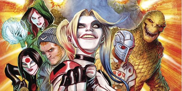 Harley Quinn saves the day, again and again, this issue, she really is living up to her role as team leader! Waller is out of Control and much to Harley's […]