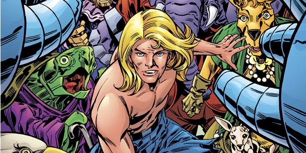 By now, most of comic fandom's current inhabitants, young and old, know who Jack (King) Kirby was and that 2017 marks the 100th anniversary of his birth. And so they […]
