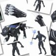 Hasbro has releasedofficial images for the Deadpool Marvel Legends Sasquatch BAF revealed at Canada Fan Expo and the Black Panther kids line that was first seen on the HASCON showroom […]